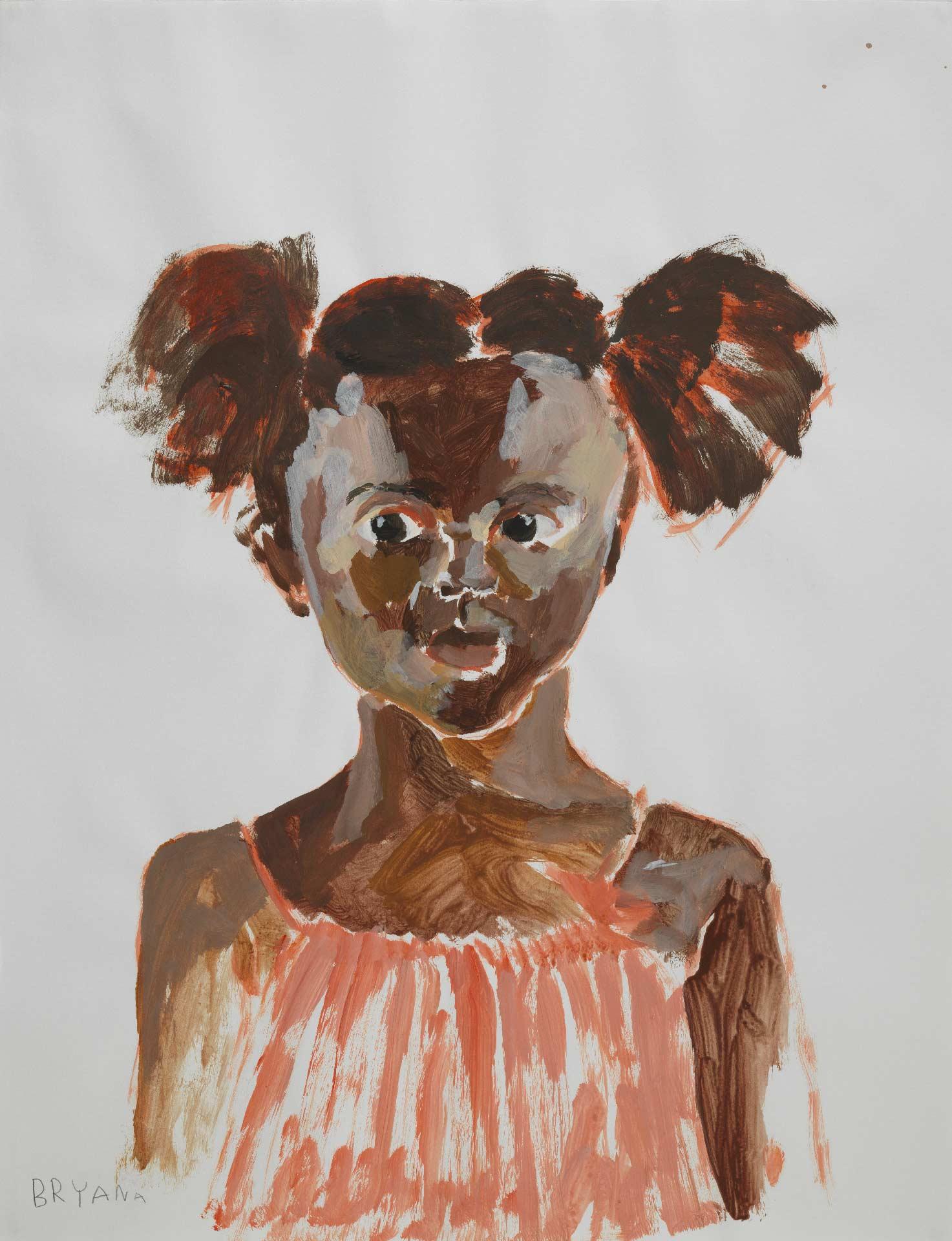 Bryana,-2014,-acrylique-sur-papier,-65-x-50-cm