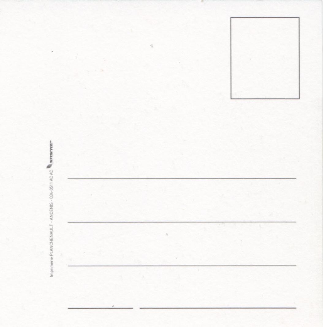 Postcards Isabel Duperray